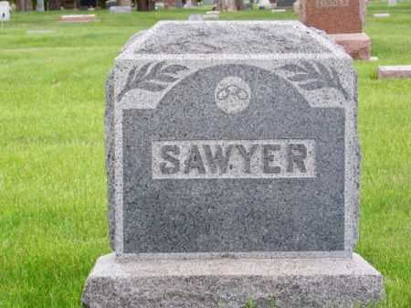 SAWYER, FAMILY - Brown County, Nebraska | FAMILY SAWYER - Nebraska Gravestone Photos