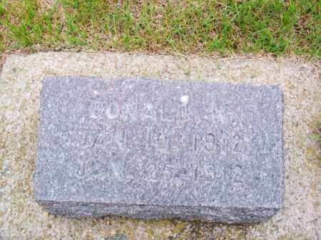 SCHLUETER, DONALD W. - Brown County, Nebraska | DONALD W. SCHLUETER - Nebraska Gravestone Photos