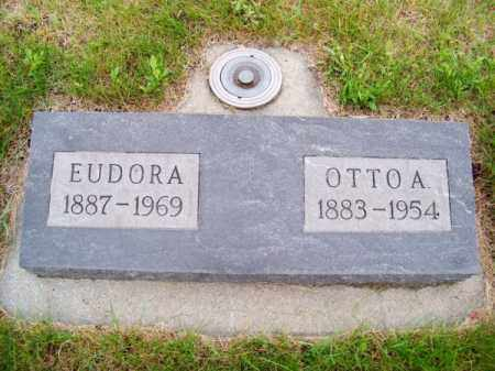 SCHLUETER, EUDORA - Brown County, Nebraska   EUDORA SCHLUETER - Nebraska Gravestone Photos