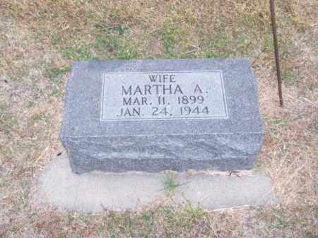 SCHNEIDEREIT, MARTHA A. - Brown County, Nebraska   MARTHA A. SCHNEIDEREIT - Nebraska Gravestone Photos