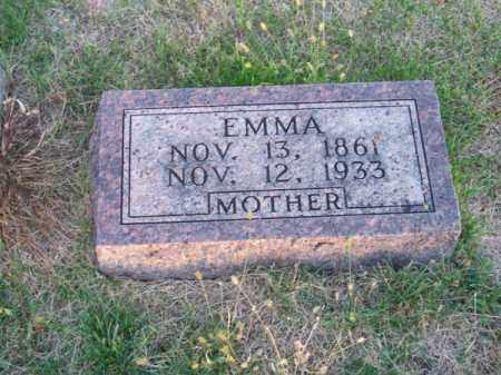 SCHOETTGER, EMMA - Brown County, Nebraska   EMMA SCHOETTGER - Nebraska Gravestone Photos