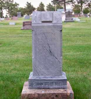SHEPHERD, HENRIETTA S. - Brown County, Nebraska   HENRIETTA S. SHEPHERD - Nebraska Gravestone Photos