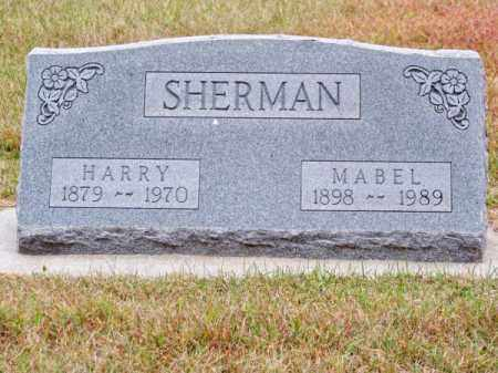SHERMAN, MABEL - Brown County, Nebraska | MABEL SHERMAN - Nebraska Gravestone Photos