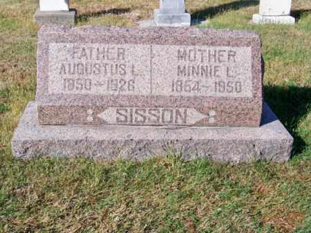 SISSON, MINNIE L. - Brown County, Nebraska | MINNIE L. SISSON - Nebraska Gravestone Photos