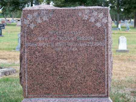 SISSON, STELLA MAY - Brown County, Nebraska | STELLA MAY SISSON - Nebraska Gravestone Photos