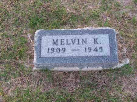 SKINNER, MELVIN K. - Brown County, Nebraska | MELVIN K. SKINNER - Nebraska Gravestone Photos