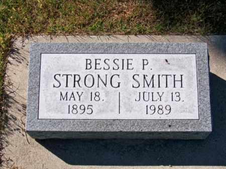 SMITH, BESSIE P. - Brown County, Nebraska | BESSIE P. SMITH - Nebraska Gravestone Photos