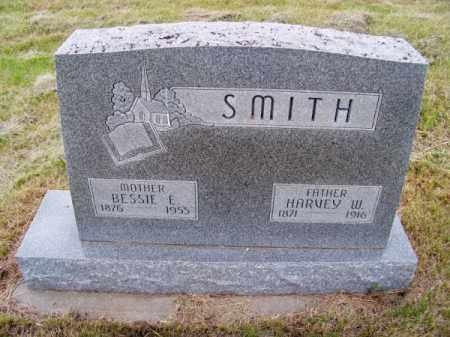 SMITH, BESSIE E. - Brown County, Nebraska | BESSIE E. SMITH - Nebraska Gravestone Photos