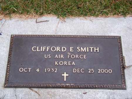 SMITH, CLIFFORD E. - Brown County, Nebraska | CLIFFORD E. SMITH - Nebraska Gravestone Photos