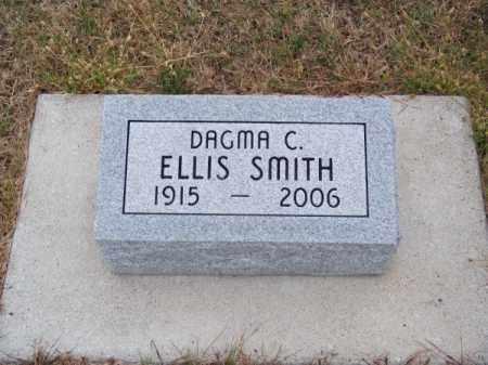 ELLIS SMITH, DAGMA C. - Brown County, Nebraska   DAGMA C. ELLIS SMITH - Nebraska Gravestone Photos