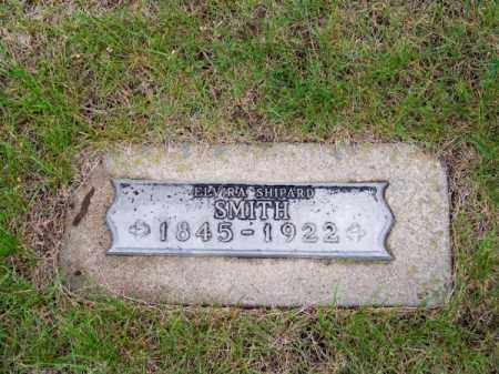 SMITH, ELVIRA - Brown County, Nebraska | ELVIRA SMITH - Nebraska Gravestone Photos