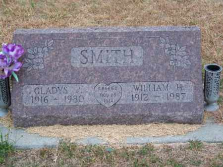 SMITH, GLADYS P. - Brown County, Nebraska | GLADYS P. SMITH - Nebraska Gravestone Photos