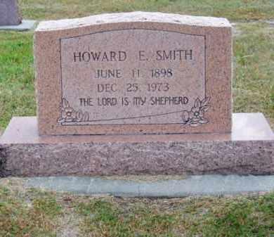 SMITH, HOWARD E. - Brown County, Nebraska   HOWARD E. SMITH - Nebraska Gravestone Photos