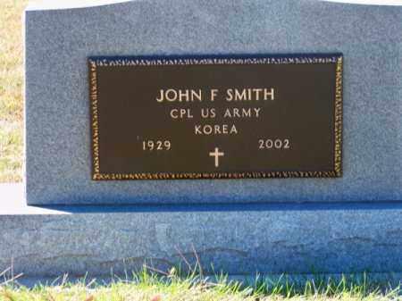 SMITH, JOHN F. - Brown County, Nebraska   JOHN F. SMITH - Nebraska Gravestone Photos
