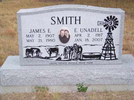 SMITH, JAMES E. - Brown County, Nebraska | JAMES E. SMITH - Nebraska Gravestone Photos
