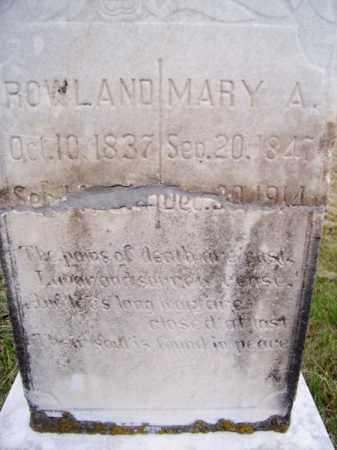 SMITH, MARY A. - Brown County, Nebraska | MARY A. SMITH - Nebraska Gravestone Photos