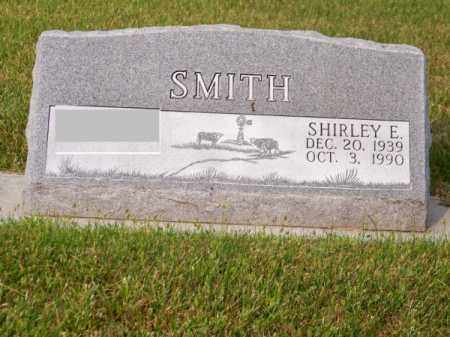 SMITH, SHIRLEY E. - Brown County, Nebraska | SHIRLEY E. SMITH - Nebraska Gravestone Photos