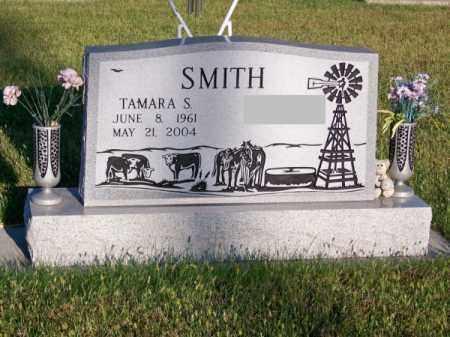 SMITH, TAMARA S. - Brown County, Nebraska | TAMARA S. SMITH - Nebraska Gravestone Photos