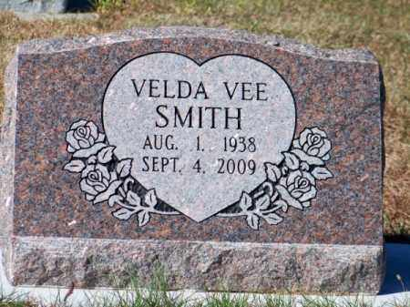 SMITH, VELDA VEE - Brown County, Nebraska   VELDA VEE SMITH - Nebraska Gravestone Photos