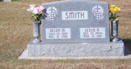 SMITH, LESLIE R. - Brown County, Nebraska | LESLIE R. SMITH - Nebraska Gravestone Photos