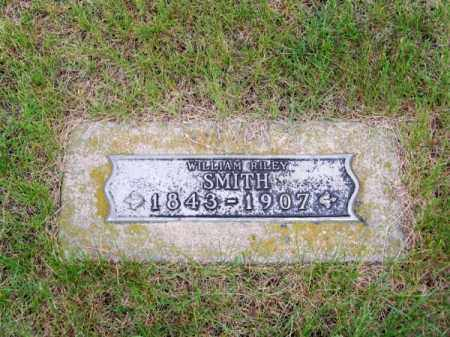 SMITH, WILLIAM RILEY - Brown County, Nebraska | WILLIAM RILEY SMITH - Nebraska Gravestone Photos