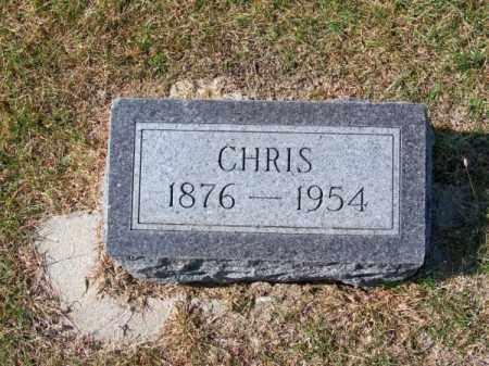 SORENSEN, CHRIS - Brown County, Nebraska | CHRIS SORENSEN - Nebraska Gravestone Photos