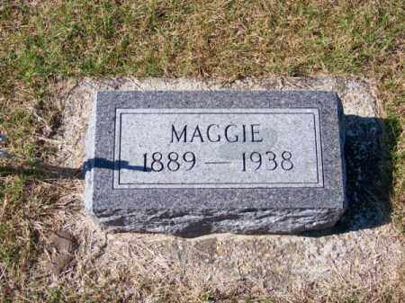 SORENSEN, MAGGIE - Brown County, Nebraska   MAGGIE SORENSEN - Nebraska Gravestone Photos