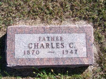 SPEARMAN, CHARLES C. - Brown County, Nebraska   CHARLES C. SPEARMAN - Nebraska Gravestone Photos