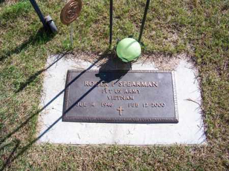 SPEARMAN, ROGER P. - Brown County, Nebraska | ROGER P. SPEARMAN - Nebraska Gravestone Photos