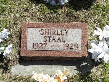 STAAL, SHIRLEY - Brown County, Nebraska | SHIRLEY STAAL - Nebraska Gravestone Photos