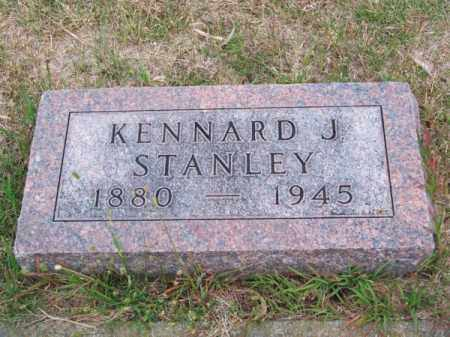 STANLEY, KENNARD J. - Brown County, Nebraska | KENNARD J. STANLEY - Nebraska Gravestone Photos