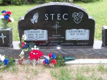 STEC, STANLEY M. - Brown County, Nebraska | STANLEY M. STEC - Nebraska Gravestone Photos