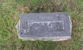 STEELE, JAMES W. - Brown County, Nebraska | JAMES W. STEELE - Nebraska Gravestone Photos