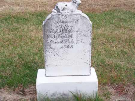 STRENGER, SON - Brown County, Nebraska   SON STRENGER - Nebraska Gravestone Photos
