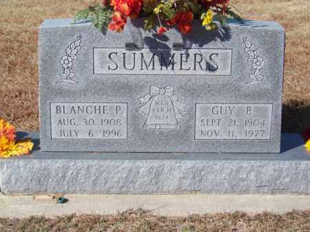 SUMMERS, GUY B. - Brown County, Nebraska | GUY B. SUMMERS - Nebraska Gravestone Photos