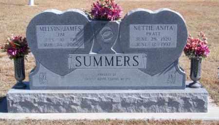 "SUMMERS, MELVIN JAMES ""JIM"" - Brown County, Nebraska | MELVIN JAMES ""JIM"" SUMMERS - Nebraska Gravestone Photos"