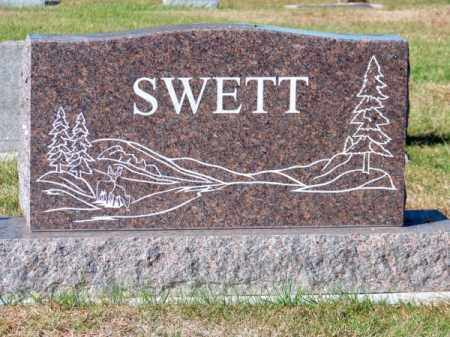 SWETT, FAMILY - Brown County, Nebraska | FAMILY SWETT - Nebraska Gravestone Photos