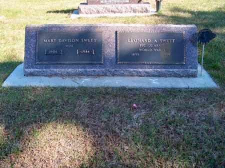SWETT, MARY - Brown County, Nebraska   MARY SWETT - Nebraska Gravestone Photos