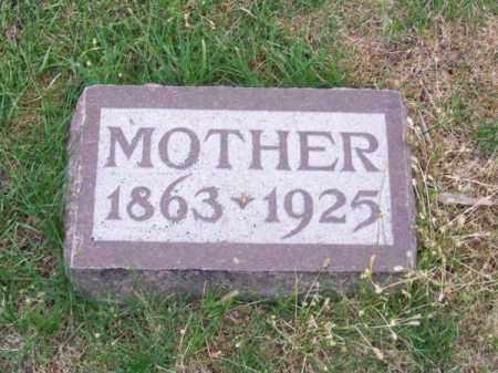 SYFERT, EMMA - Brown County, Nebraska | EMMA SYFERT - Nebraska Gravestone Photos