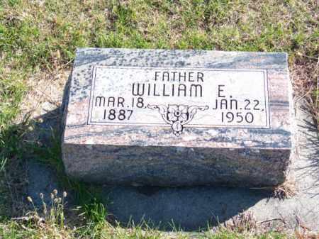 VANDERLINDE, WILLIAM E. - Brown County, Nebraska   WILLIAM E. VANDERLINDE - Nebraska Gravestone Photos