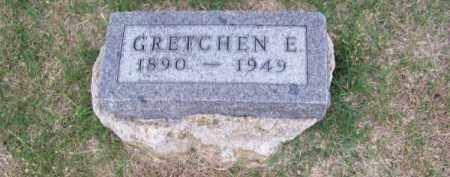 VON HEEDER, GRETCHEN E. - Brown County, Nebraska | GRETCHEN E. VON HEEDER - Nebraska Gravestone Photos