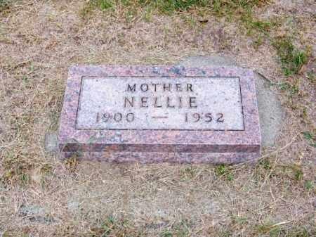 WAITS, NELLIE - Brown County, Nebraska | NELLIE WAITS - Nebraska Gravestone Photos