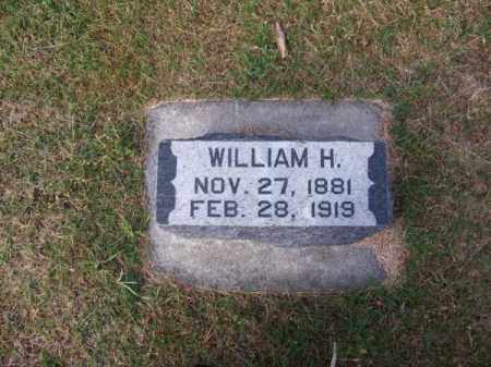 WAITS, WILLIAM H. - Brown County, Nebraska | WILLIAM H. WAITS - Nebraska Gravestone Photos