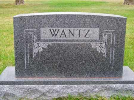 WANTZ, FAMILY - Brown County, Nebraska | FAMILY WANTZ - Nebraska Gravestone Photos