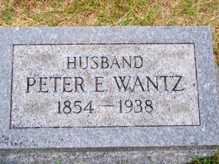 WANTZ, PETER E. - Brown County, Nebraska | PETER E. WANTZ - Nebraska Gravestone Photos