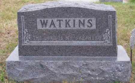 WATKINS, FAMILY - Brown County, Nebraska | FAMILY WATKINS - Nebraska Gravestone Photos