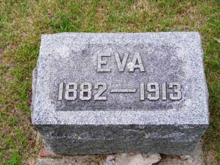 WELSH, EVA - Brown County, Nebraska   EVA WELSH - Nebraska Gravestone Photos