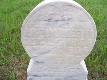 WHEELER, ALFRED L. - Brown County, Nebraska | ALFRED L. WHEELER - Nebraska Gravestone Photos