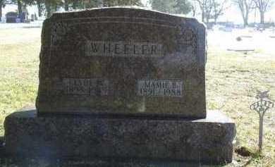 WHEELER, CLYDE - Brown County, Nebraska | CLYDE WHEELER - Nebraska Gravestone Photos