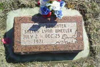WHEELER, SHELLY - Brown County, Nebraska | SHELLY WHEELER - Nebraska Gravestone Photos